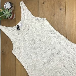 H & M Knitted Tank Top